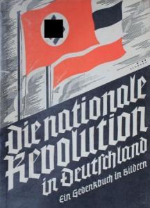 """Köhler """"Die nationale Revolution in Deutschland"""" Militär-Historie 1933"""