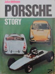 """Weitmann """"Die Porsche Story"""" Porsche-Historie 1966"""