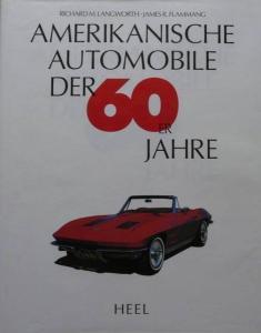 """Langworth """"Amerikanische Automobile der 60er Jahre"""" Fahrzeug-Historie 2001"""