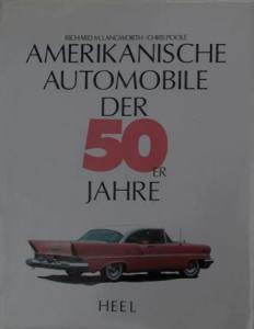 """Langworth """"Amerikanische Automobile der 50er Jahre"""" Fahrzeug-Historie 1991"""