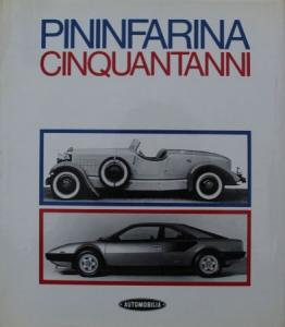 "Carli ""Pininfarina Cinquantanni"" Pininfarina-Historie 1980"