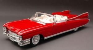 Maisto Cadillac Eldorado Biarritz 1959 Metallmodell 1:12