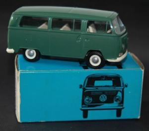 Wiking Volkswagen Bus 1968 Plastimodell in Originalkarton