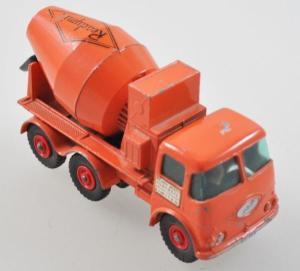 Matchbox ERF Ready-Mix Concret-Truck 1958 Metall