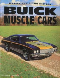 """Holder """"Buick Muscle Cars"""" Buick-Historie 1996"""