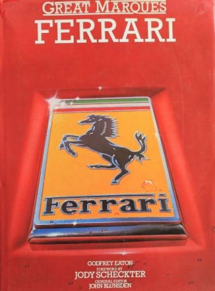 """Eaton """"Ferrari - Great Marques"""" Ferrari-Historie 1980 0"""
