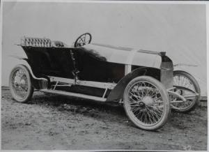 Steyr Prinz-Heinrich Wagen 1908 Werksphoto