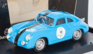 Brumm Porsche 356 Coupe 1952 Metallmodell in Originalbox