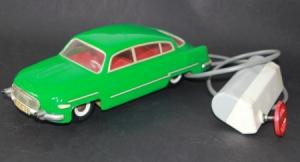 Presu Tatra 603 Stromlinie 1963 Ferrnsteuer-Plastikmodell mit Originalkarton