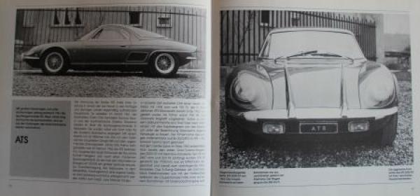 """Amtmann """"Italienische Sportwagen"""" Fahrzeughistorie 1987 2"""