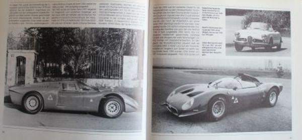"""Amtmann """"Italienische Sportwagen"""" Fahrzeughistorie 1987 3"""