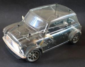 Tamiya Racing Austin Mini Cooper 1960 Kunststoffmodell Japan