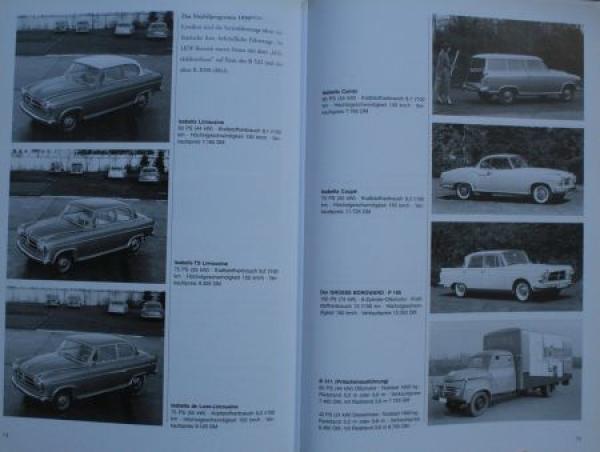 """Kurze """"Carl Borgward Automobilwerke"""" Borgward-Historie 2001 1"""