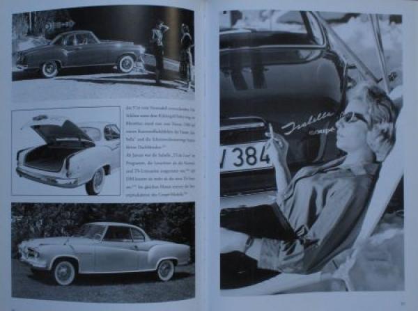 """Kurze """"Carl Borgward Automobilwerke"""" Borgward-Historie 2001 2"""