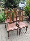 Bild zu Vier Stühle Jugen...