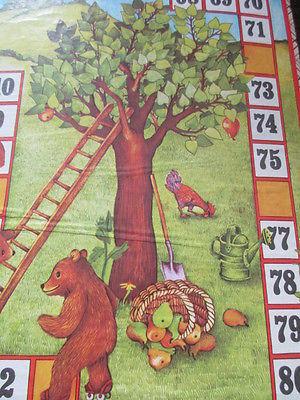 Spika altes Brettspiel Würfelspiel DIE BÄRENKINDER Komplett 1982 5