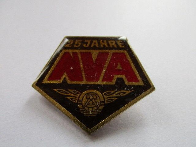 DDR  NVA   25  Jahre  NVA  für Offiziere