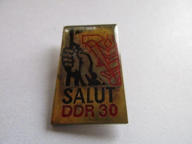DDR  NVA  Salut  DDR 30