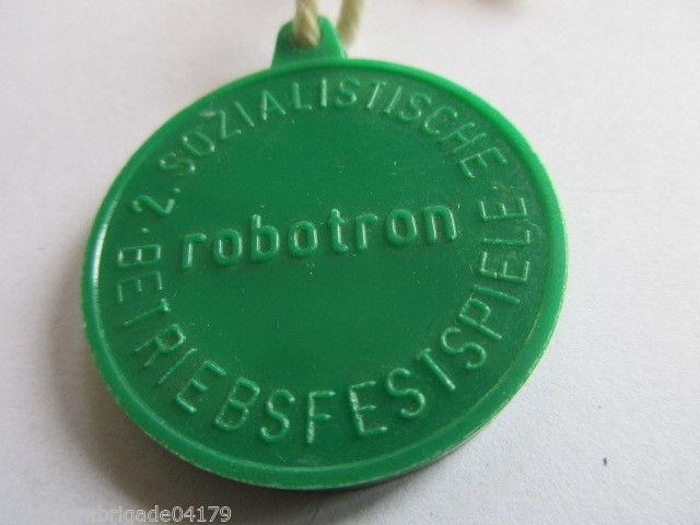 DDR 2 soz.Betriebsfestspiele   robotron  Plaste