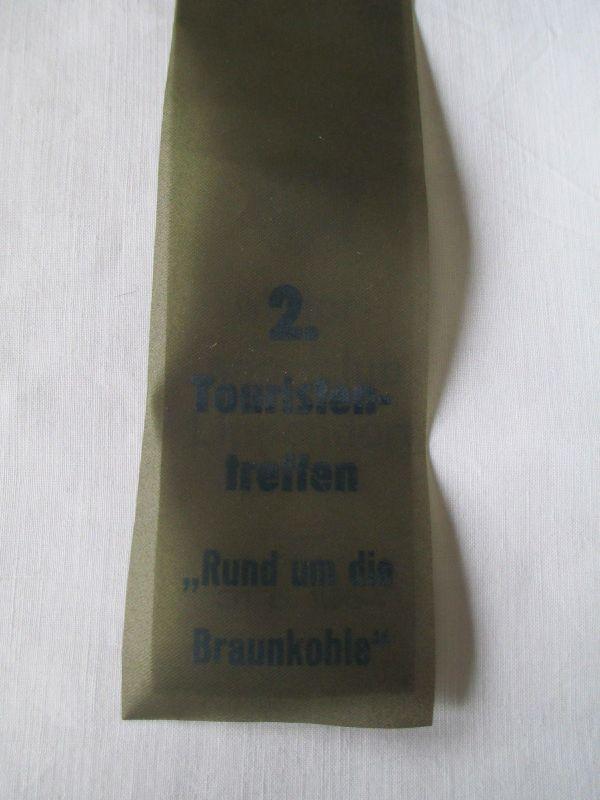 DDR  Lippendorf  ADMV 1964  2 Touristentreffen Rund um die Braunkohle 2