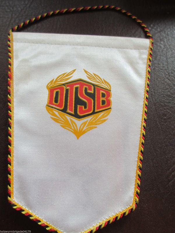 DDR Wimpel Neubrandenburg DTSB 1