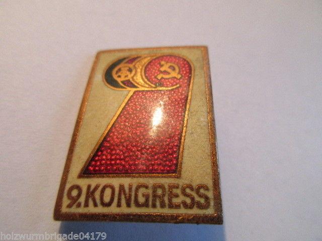 DDR  DSF  9. kongress  1970 emailliert