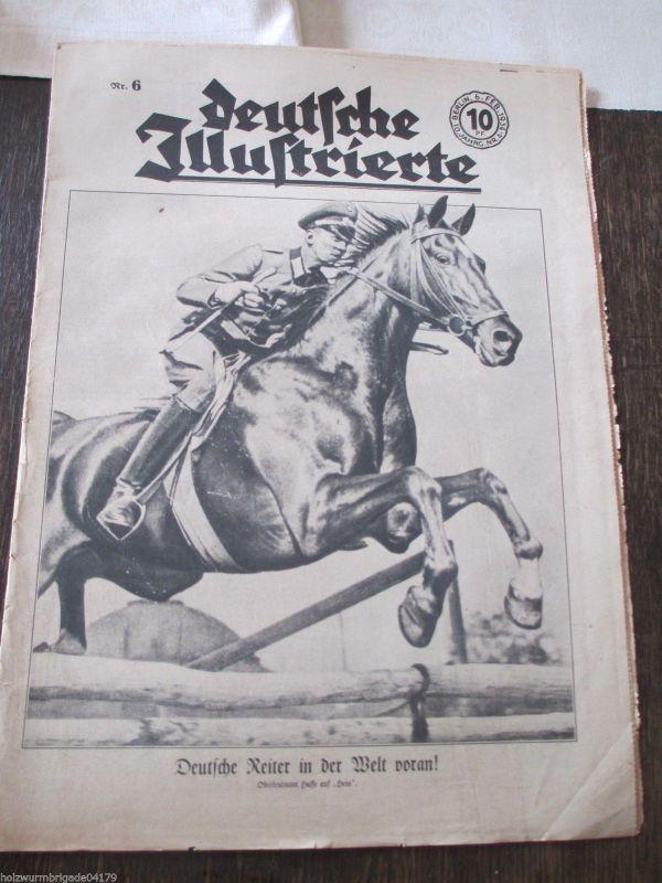 Deutsche Illustrierte 10. Jahrg. Februar 1934 Nr. 6