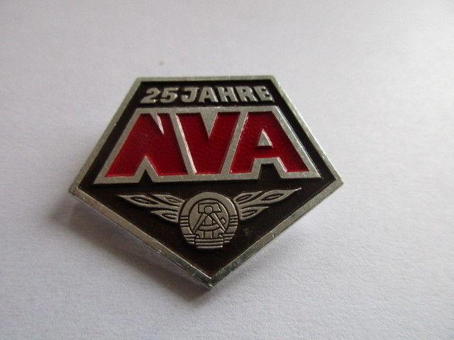 DDR  NVA   25  Jahre  NVA  für Mannschaft