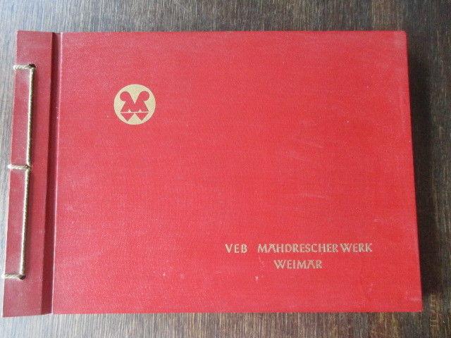 Fotobuch VEB Mähdrescherwerk Weimar Erinnerung 5. Folge TV Herzklopfen kostenlos