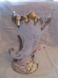 Außergewöhnliche Biedermeier Vase SPM Friedrich Schumann Berlin 1844- 1864