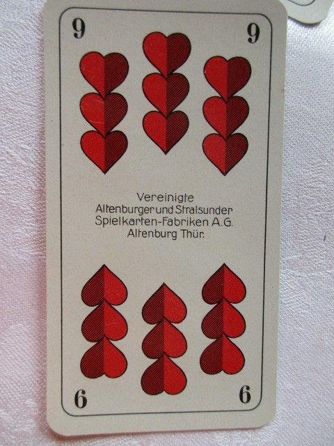 Alte Skatkarten Werbung Auto Vitamol Ass Altenburg Thüringen um 1935 TOP 8