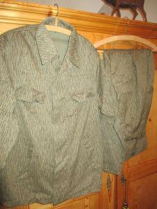 FDA Sommer Jacke und Hose m 48