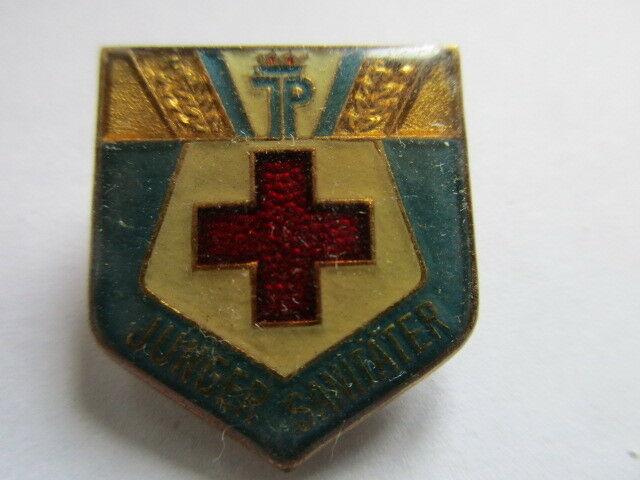 DDR Abz. Pioniere Deutsches Rotes Kreuz Sanitäter gold