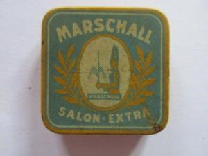 Seltene alte Grammophonnadeln Marschall Salon Extra  Nadeln Nadeldose