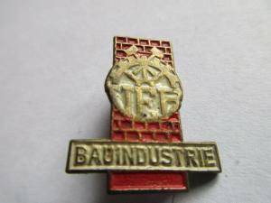 DDR Abz.     VEB   Bauindustrie