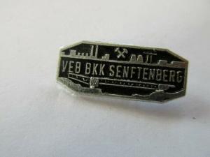DDR Abzeichen VEB BKK Senftenberg