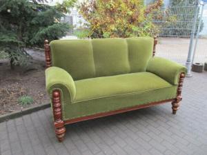 Schönes altes Gründerzeit Sofa