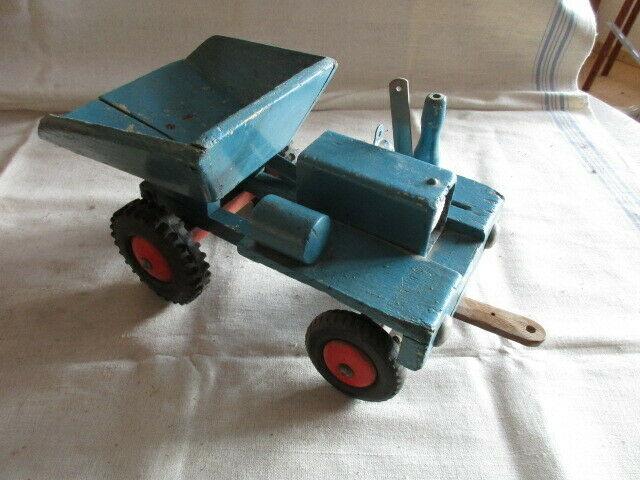 Dumper Holzauto der Firma ROFU  Magdeburg 0