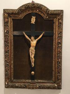Elfenbein Jesus 18 Jhd. in Original