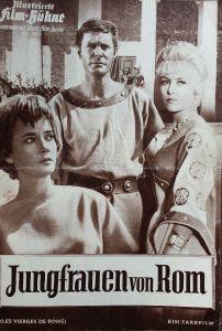 Filmprogramm IFB 5834 - DIE JUNGFRAUEN VOM ROM -