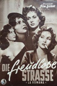 Filmprogramm IFB 2762 - DIE FREUDLOSE GASSE -