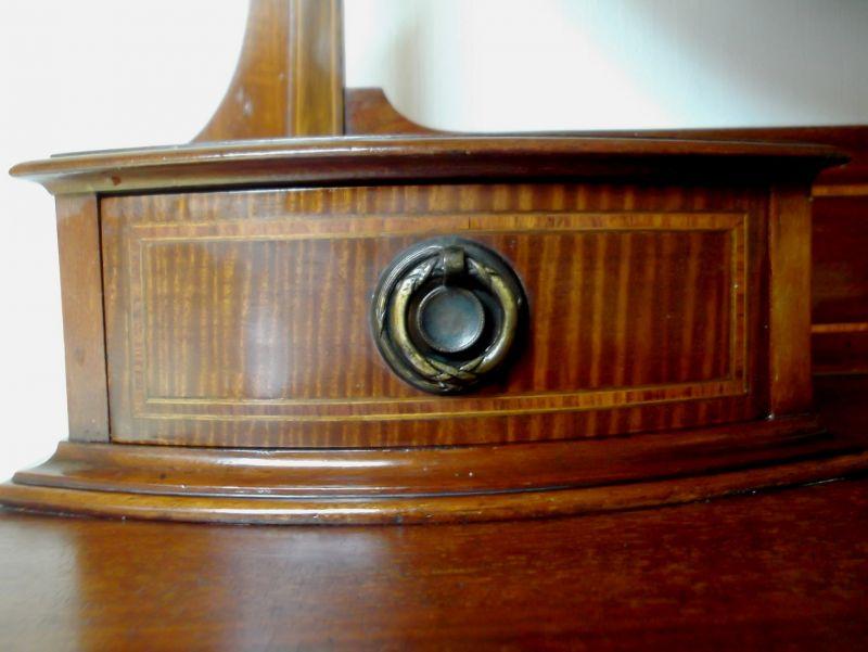 gro e spiegelkommode friesir schmikkommode um 1900. Black Bedroom Furniture Sets. Home Design Ideas