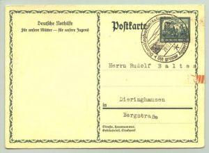 (0360550)  'Deutsche Nothilfe / Für unsere Mütter - für unsere Jugend'