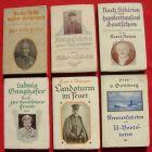 (1011443-23x) Sammlung Ullstein-Kriegsb�cher 1914-1917. H�bsche Sammlung von 23 verschiedenen Ullstein-Kriegsb�cher. Taschenbuchformat, Ullstein-Verlag, Berlin ab 1914 bis 1917