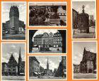 Deutsche Ostgebiete Schlesien Stadt Neisse 8 Foto Postkarten 1930