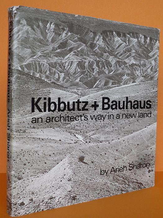 Israel Neue Architektur Moderne Kibbuz und Bauhaus Foto Bildband 1976
