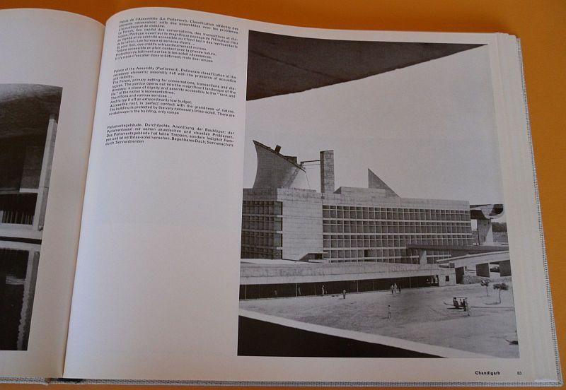 Architektur baukunst moderne le corbusier 1957 1965 das - Gesamtwerk architektur ...