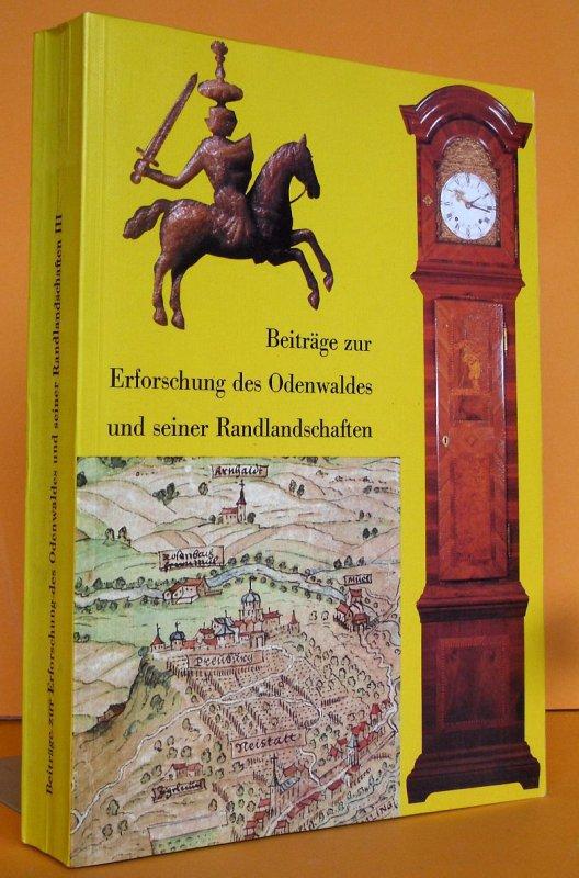 Hessen Odenwald Adel Wappen Heimat Geschichte Volkskunde Teil 3