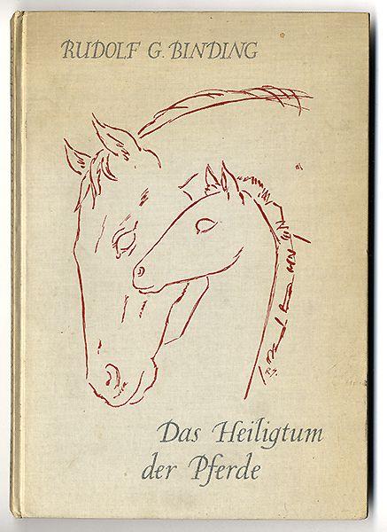 Ostpreußen Pferde Zucht Gestüt Trakehnen Foto Bildband 1935