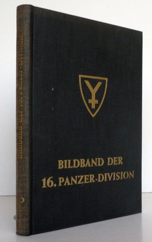 2. Weltkrieg Militär 16. Panzer Division Standort Münster Foto Bildband 1956